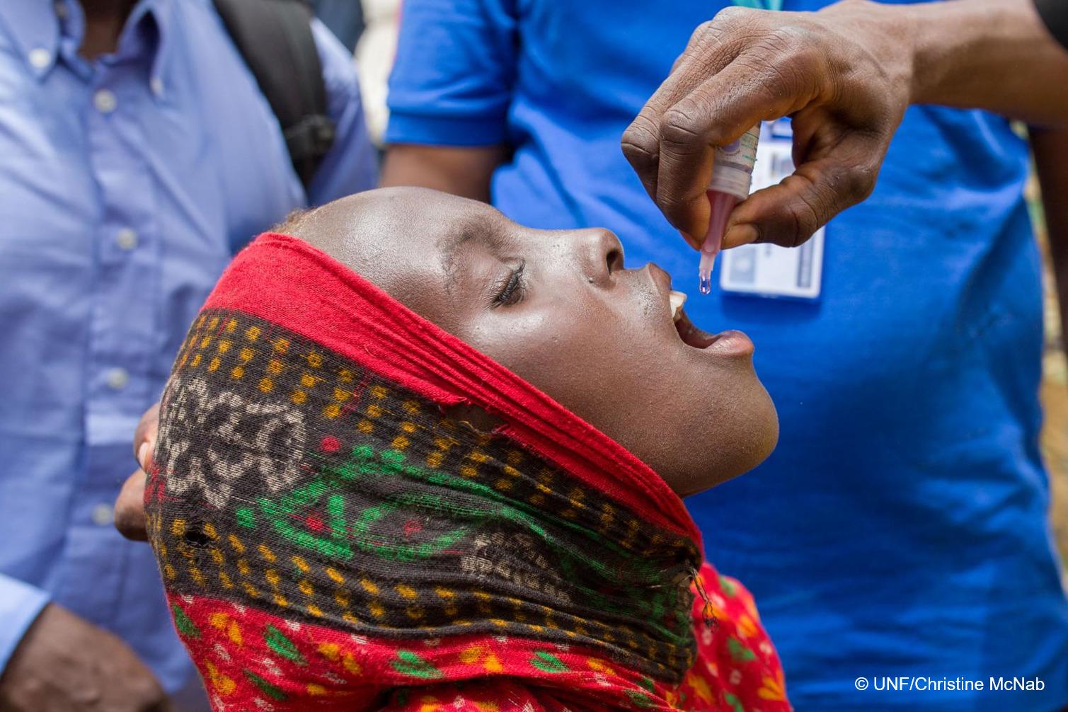 L'Africa libera dalla poliomielite: il potere dell'immunizzazione